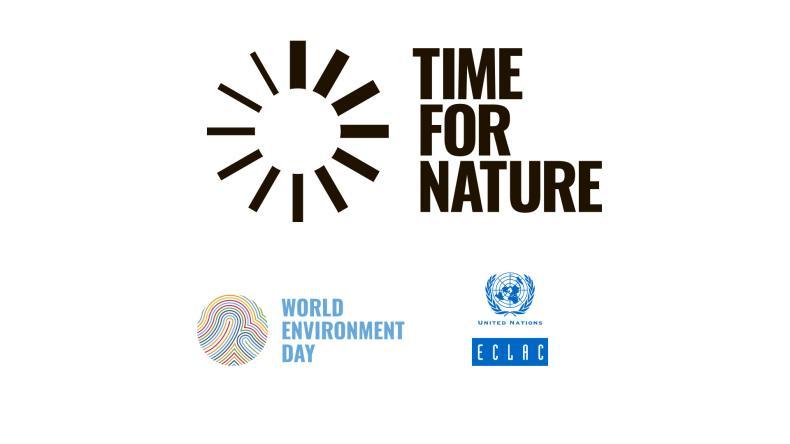 Banner Día Mundial del Medio Ambiente 2020 ENG