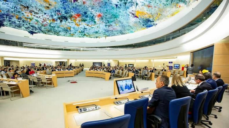 Human Rights Council, Geneva.